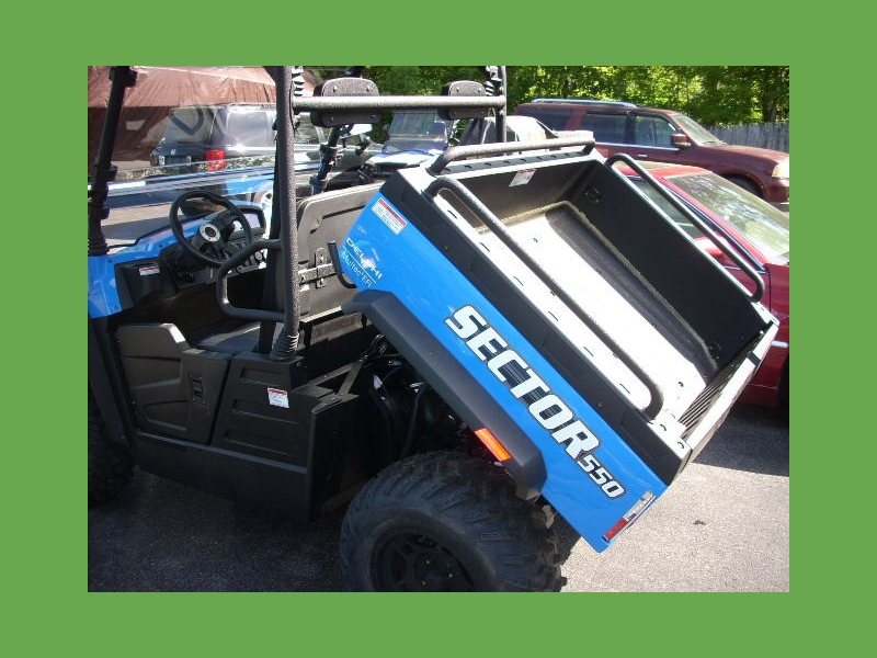 Hisun SECTOR 550 2019 price $9,995