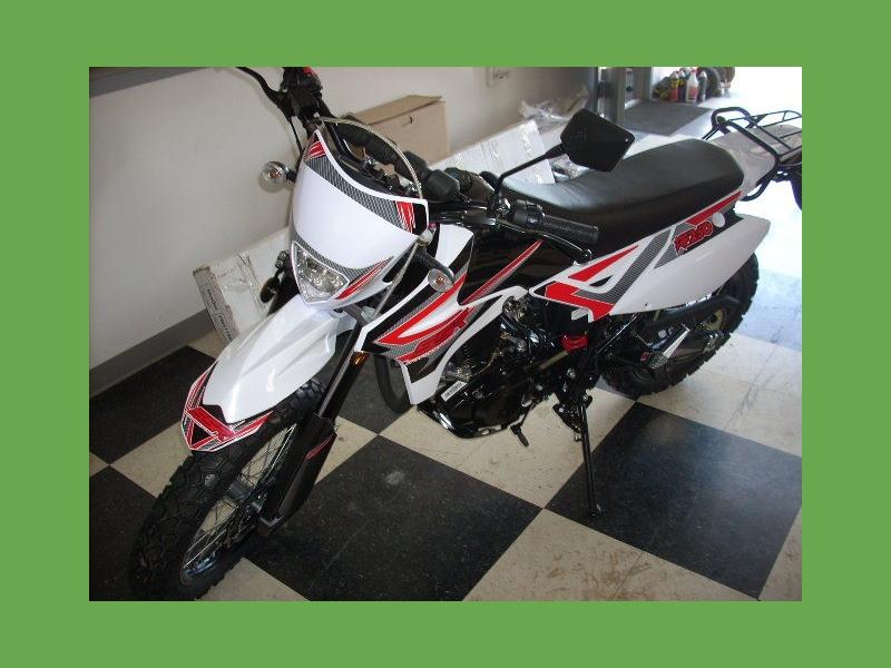 SSR XF250 DUAL SPORT 2019 price $3,599