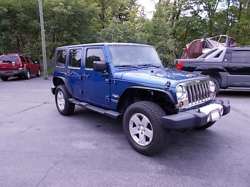 Jeep Wrangler Unlimited 2010 price $17,995