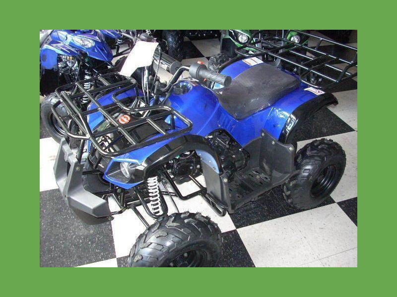 - COOLSTER ATV 125BL 2017 price $1,000