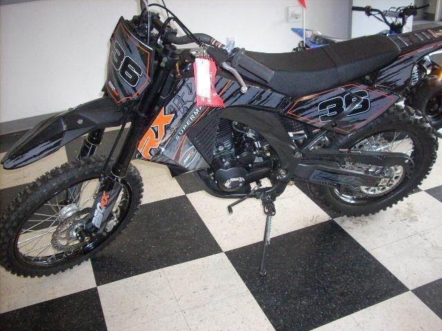 2012 ATV SUPERMACH APPOLLO 250RX
