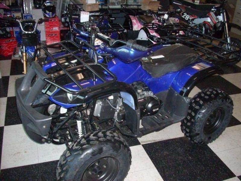 2017 - 150CC LARGE ATV