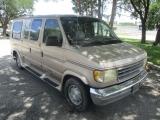 Ford Econoline Cargo Van 1994
