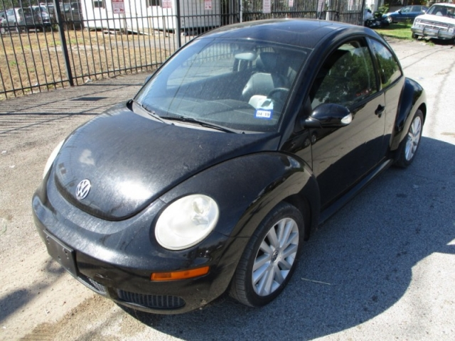 2008 Volkswagen New Beetle Coupe