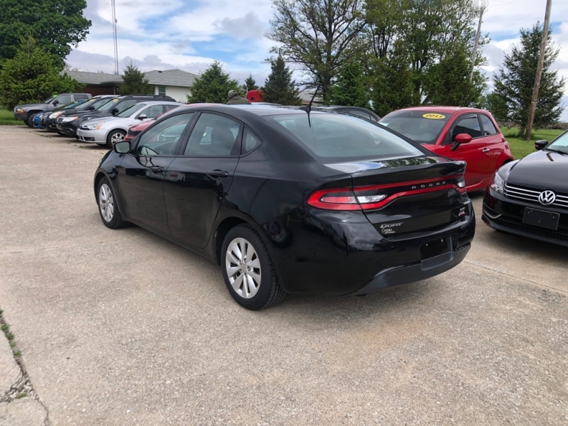 DODGE DART 2014 price $6,995