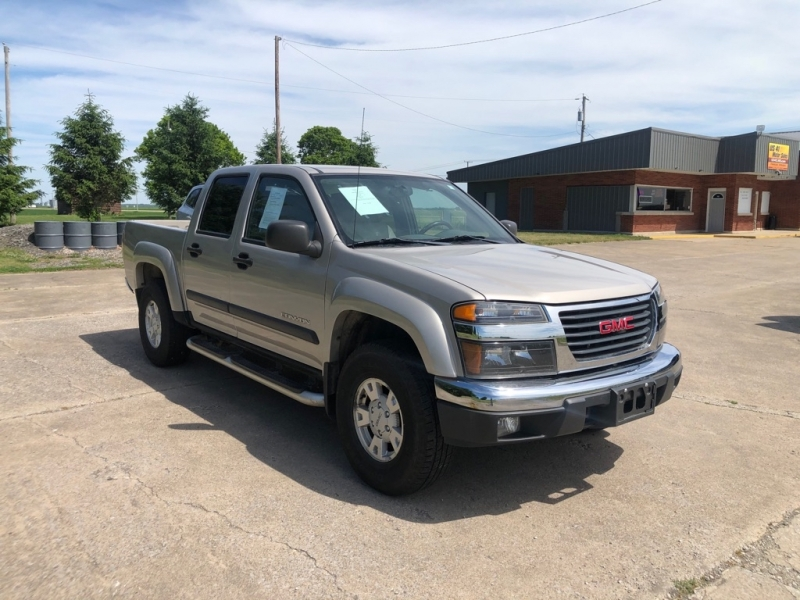 GMC CANYON 2004 price Call for Pricing.