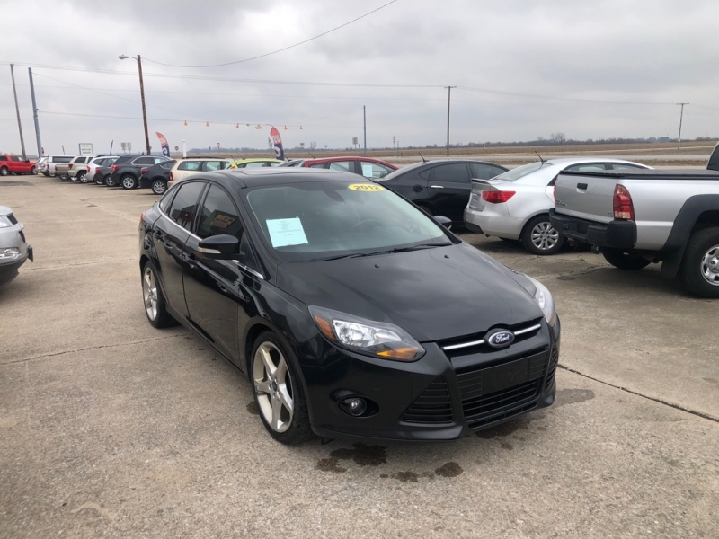 FORD FOCUS 2012 price $5,995