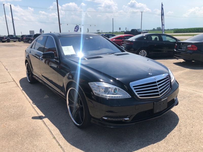MERCEDES-BENZ S-CLASS 2013 price $16,995