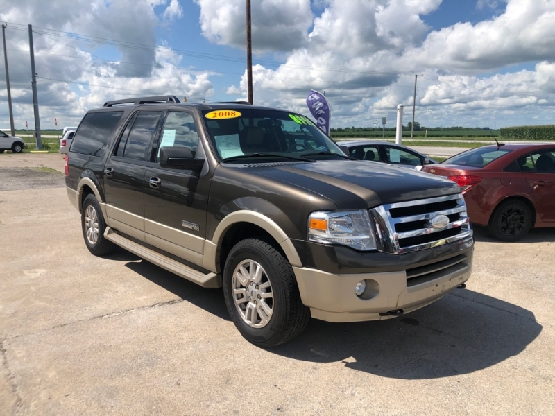 FORD EXPEDITION 2008 price $9,495
