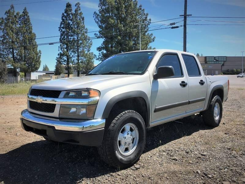 Chevrolet Colorado 2007 price $6,200