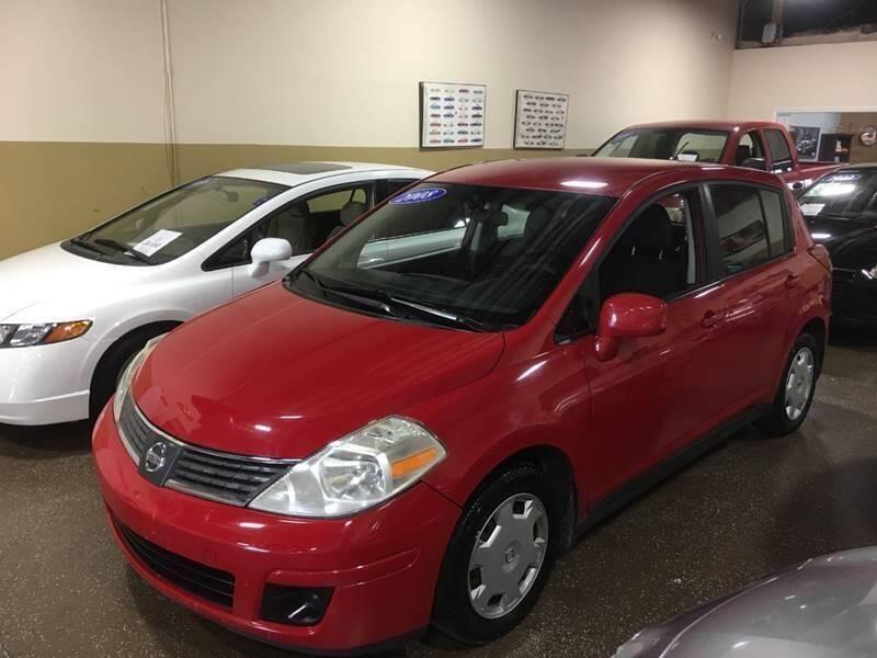 Nissan Versa 2008 price $3,450