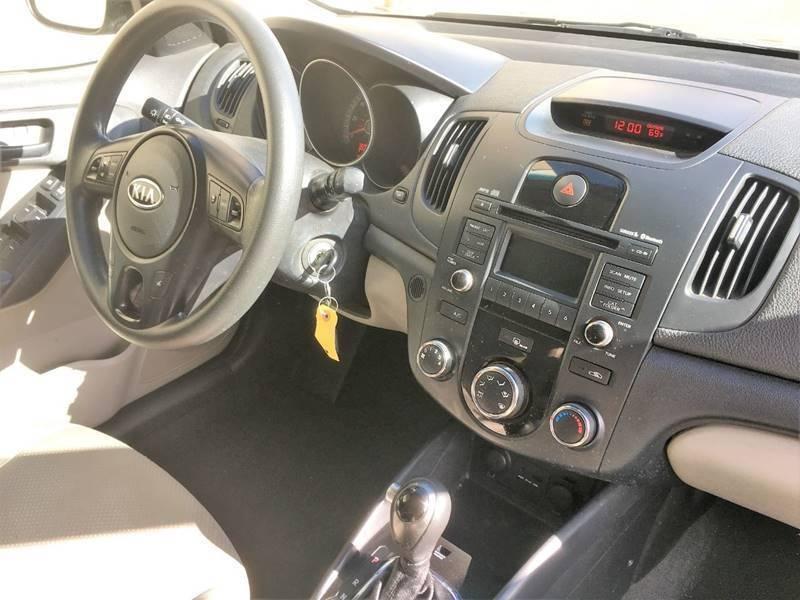 Kia Forte 2011 price $4,200