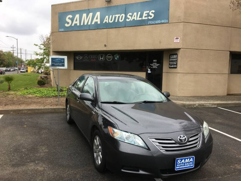 Toyota Camry Hybrid 2007 price $5,600