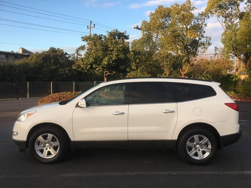 Chevrolet Traverse 2011 price $6,600