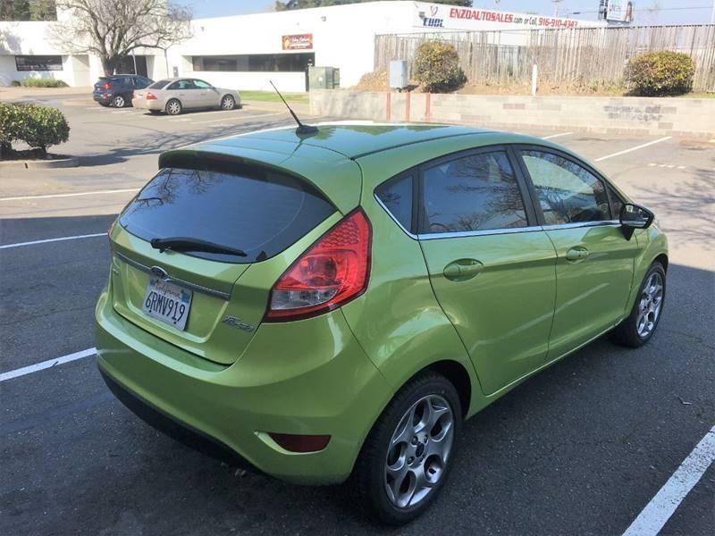 Ford Fiesta 2011 price $4,700