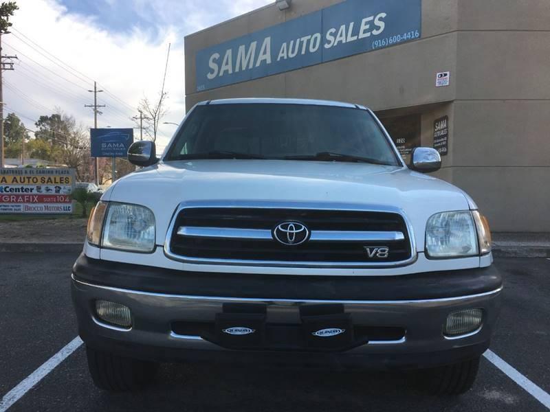 Toyota Tundra 2001 price $5,999