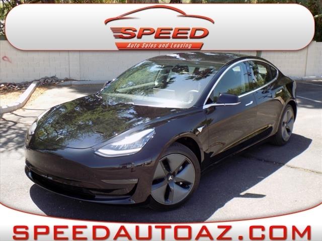2018 Tesla Model 3 Long Range Inventory Speed Auto Sales Auto
