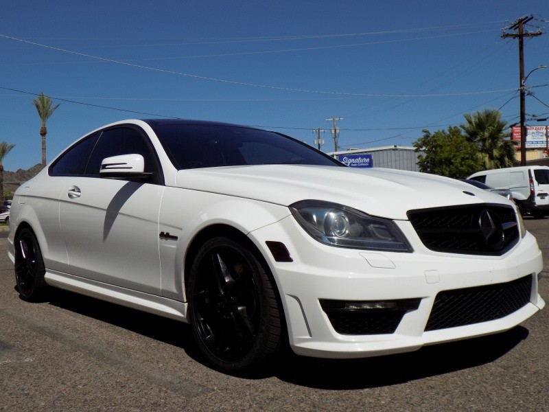 Mercedes-Benz C63 AMG 2014 price $31,950
