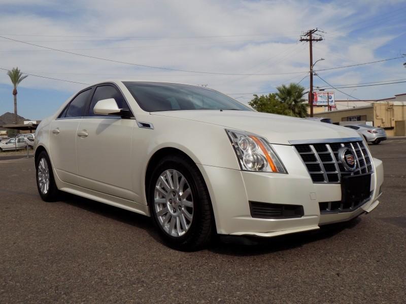 Cadillac CTS Sedan 2012 price $12,888