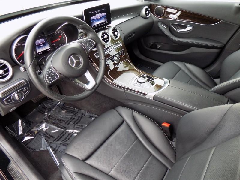 Mercedes-Benz C-Class 2017 price $21,888