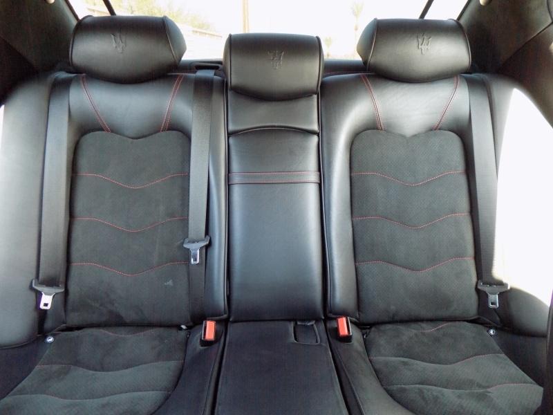 Maserati Quattroporte 2009 price $17,950