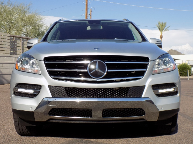 Mercedes-Benz ML350 2012 price $14,950