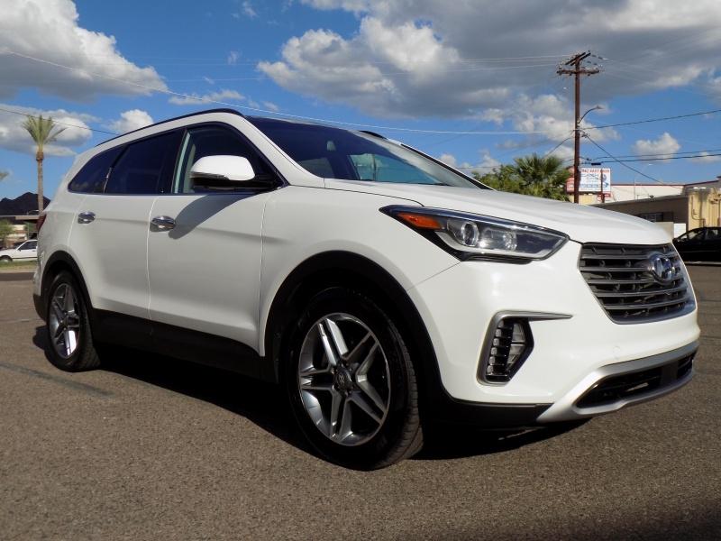 Hyundai Santa Fe 2017 price $23,950