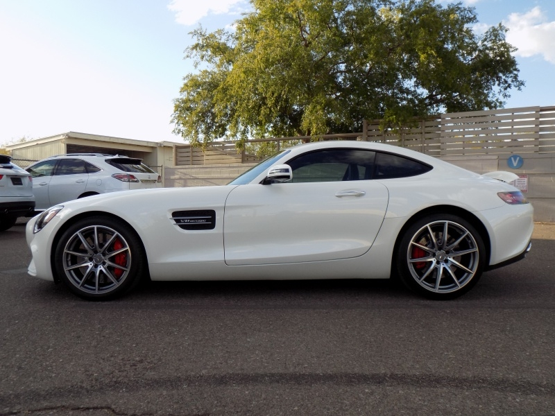 Mercedes-Benz AMG GT 2016 price $85,950
