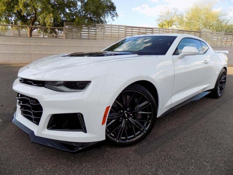 Chevrolet Camaro 2018 price $52,950