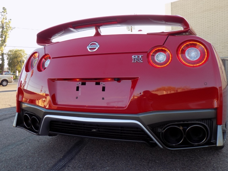 Nissan GT-R 2018 price $81,950