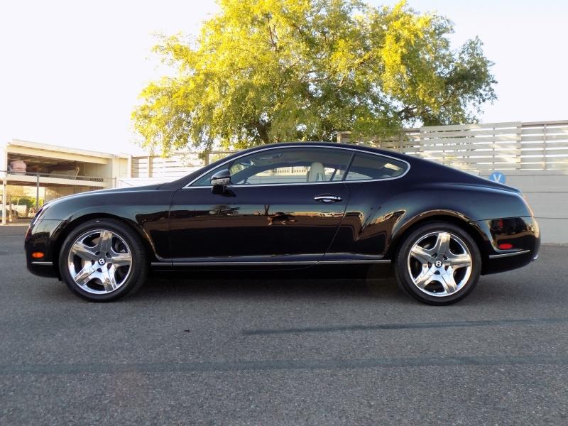 Bentley Continental GT 2006 price $43,950