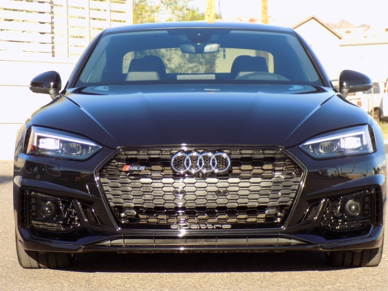 Audi RS 5 Coupe 2018 price $69,950