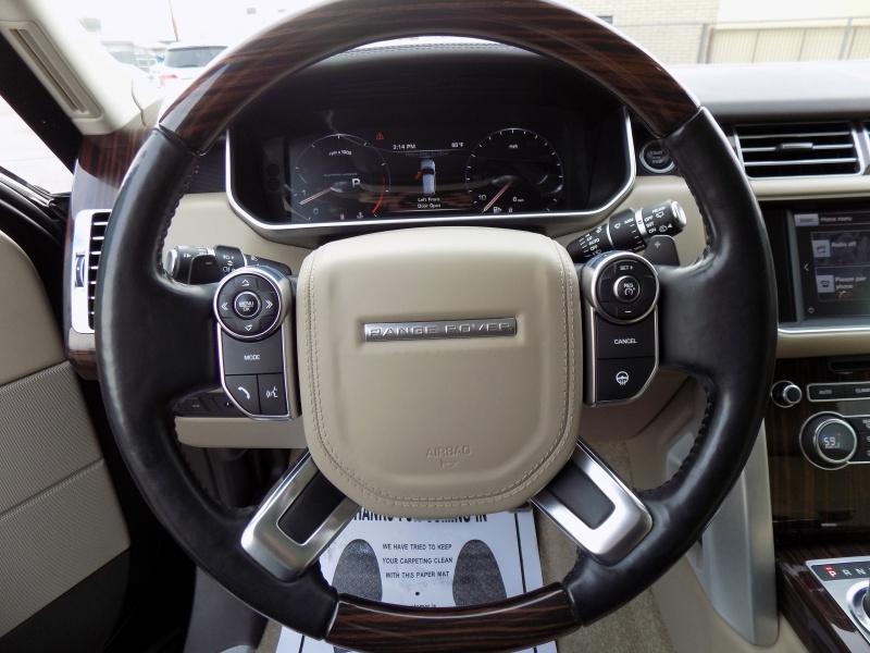 Land Rover Range Rover 2016 price $44,950