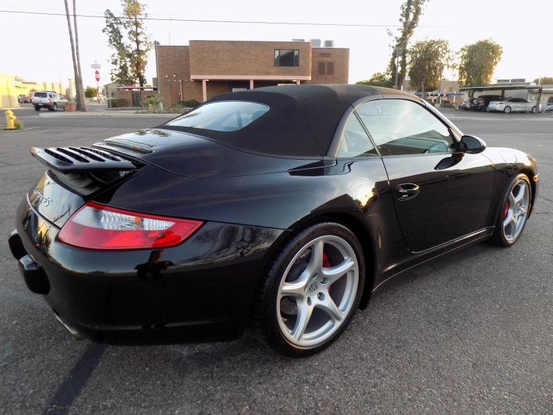 Porsche 911 2008 price $49,950