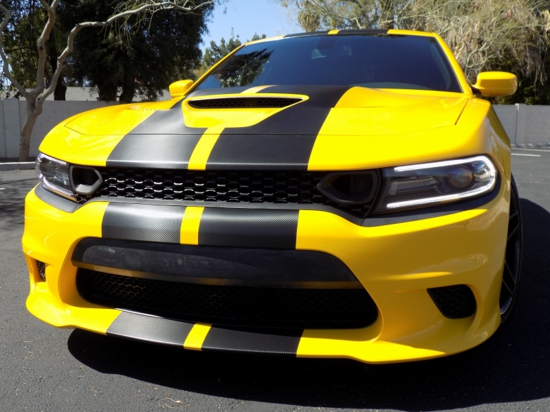 Dodge Charger 2017 price $51,950