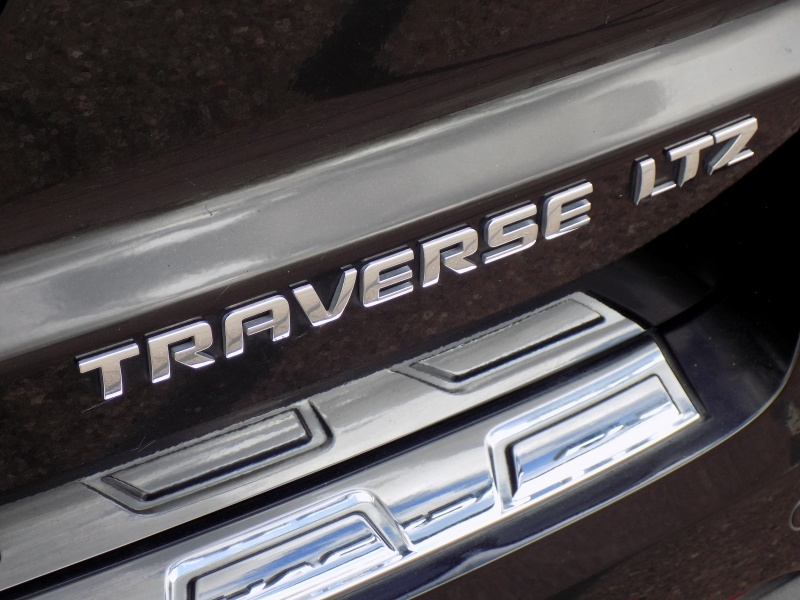 Chevrolet Traverse 2016 price $19,950