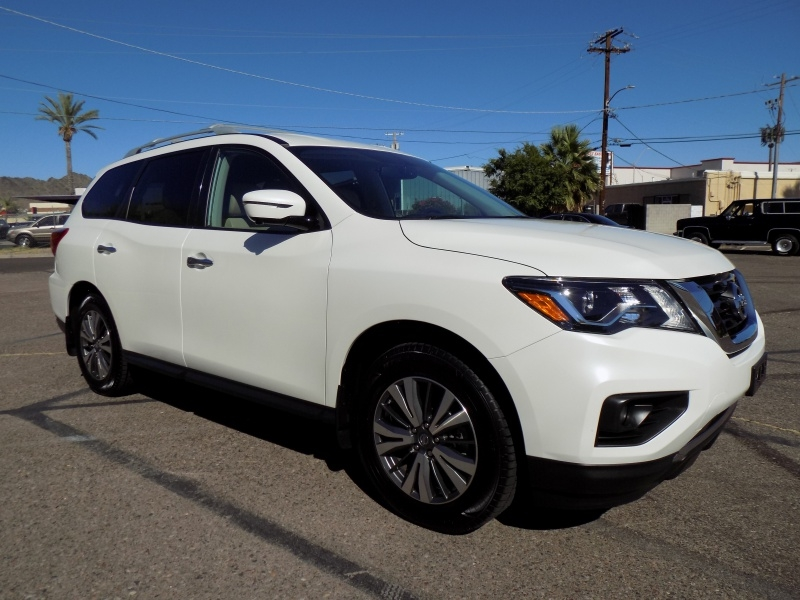 Nissan Pathfinder 2017 price $21,950