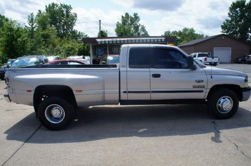 2001 DODGE RAM 3500 LARAMIE DUALLY DIESEL 5.9 CUMMINS QUAD CAB RUST FREE - 1st Quality Auto Mall ...