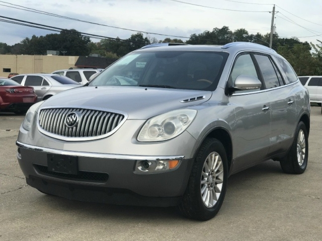 2008 buick enclave cxl loaded dvd 3rd row seat leather clean 1st 2008 buick enclave sciox Image collections