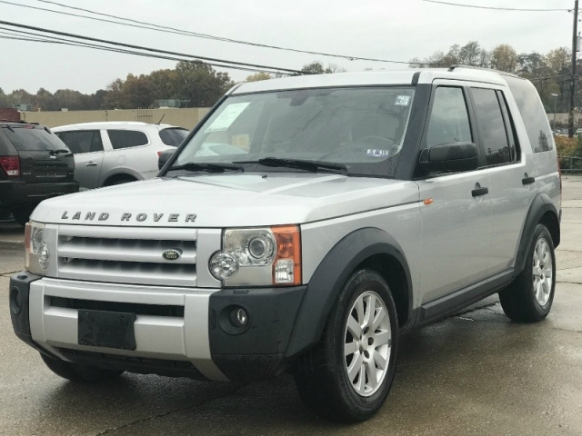 2005 LAND ROVER LR3 V8 FULLY LOADED LEATHER SUNROOF w/ONLY 108K