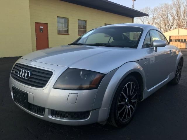 2002 Audi TTS
