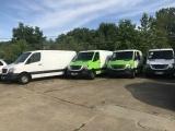 Freightliner Sprinter Cargo Vans 2014