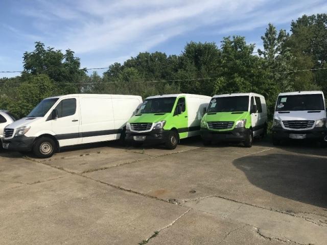 2014 Freightliner Sprinter Cargo Vans