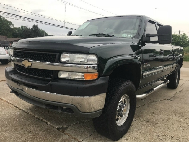 2002 chevrolet silverado 2500 hd diesel 6 6 duramax 4x4. Black Bedroom Furniture Sets. Home Design Ideas