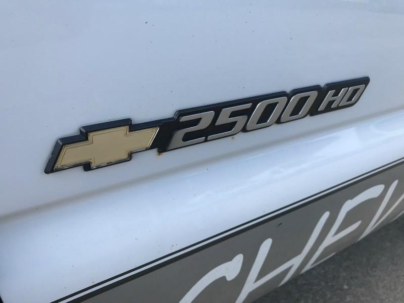 Chevrolet Silverado 2500HD 2007 price SOLD
