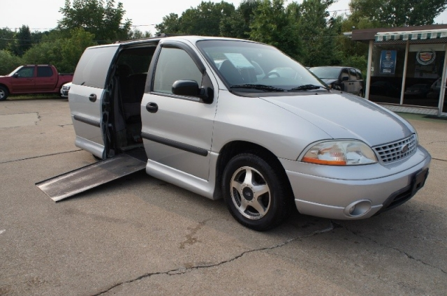 2002 Ford Windstar Handicap Wheelchair Van Side Entry W Only 84k Rh1stqualityautomall: Ford Windstar Spare Tire Location At Gmaili.net