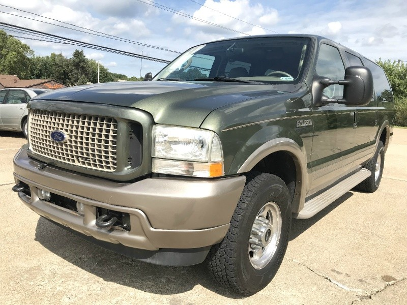 2003 Ford Excursion Eddie Bauer Diesel Powerstroke 4x4 Rust Free Rh1stqualityautomall: Ford Excursion Wiring Harness Cruise Control At Gmaili.net