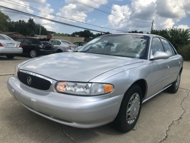 2003 buick century custom loaded leather new tires w/only 66k miles