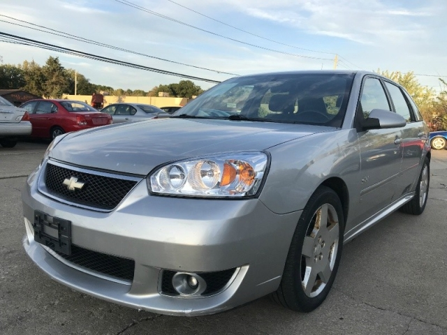 2006 chevrolet malibu maxx ss fully loaded hard to find w only 134k 2010 Chevrolet Malibu 2006 chevrolet malibu maxx