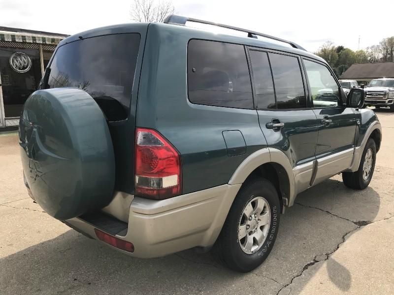 2003 Mitsubishi Montero Limited 4x4 Loaded 3rd Seat Rare